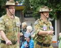 ANZAC Day Geelong 2012