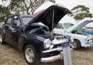 FJ Holden Sedan at the 2014 Geelong All Holden Day