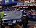 Geelong AFL Cats Premiership Parade 2011