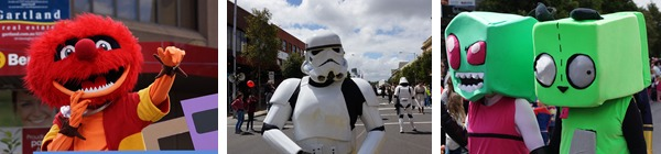 Geelong Gala Day Parade