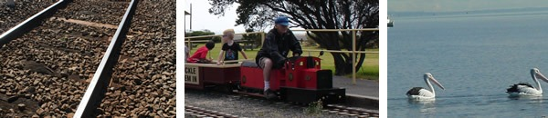 Portarlington Mini Railway