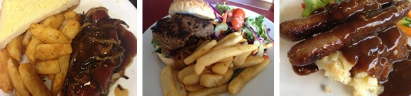 Geelong Pub Meals