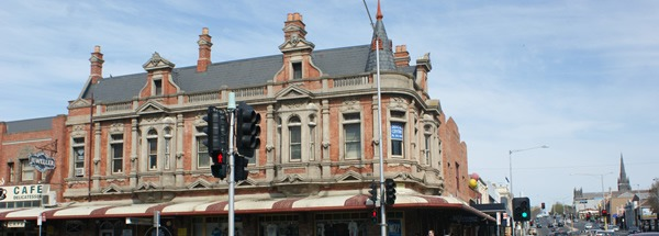 Geelong Cressy Building
