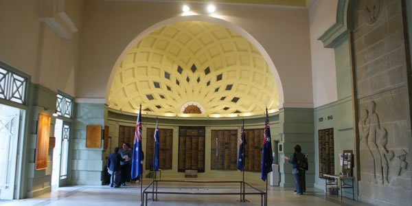 Geelong peace memorial