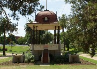 Hitchock memorial bandstand