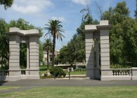 Hitchock Memorial Gateway