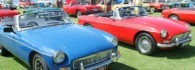 MG Show & Shine Geelong