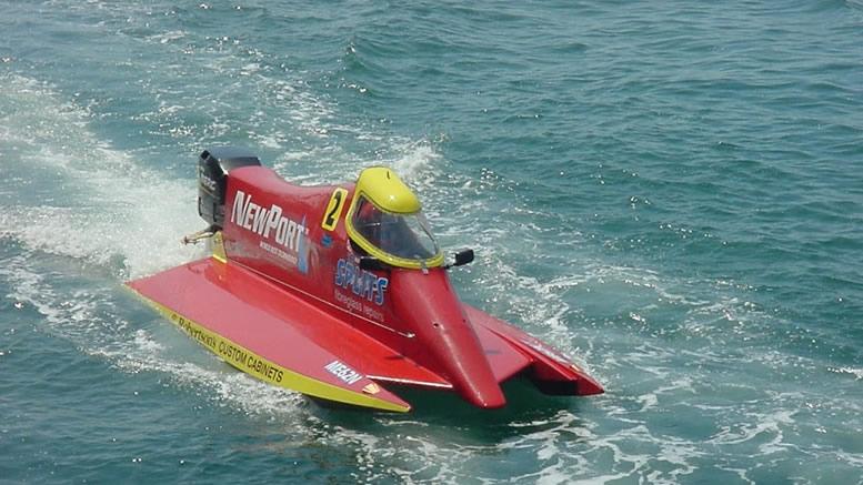 F1 Hydroplane