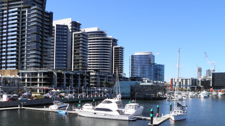 Melbourne Docklands Intown Geelong